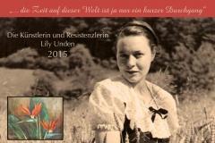 Kalender.Lily Unden 2015.Deckblatt-1