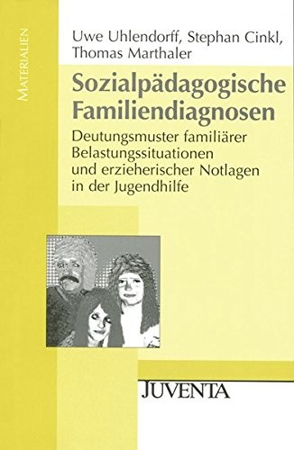 Sozialpädagogische Familiendiagnosen Studie Thomas Marthaler Buch