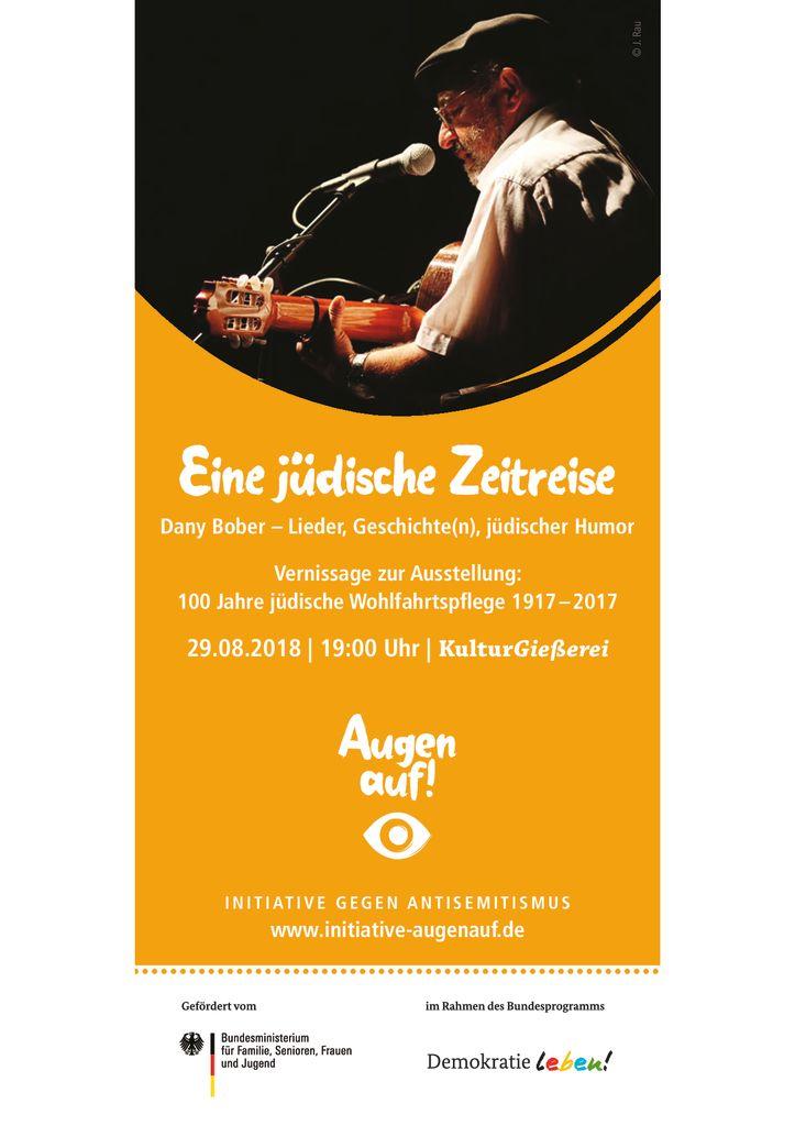 thumbnail of Dany-Bober-Konzert